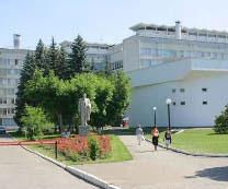 Фото санатория Калинина в г. Ессентуки