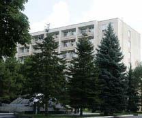 Фото Центральный военный санаторий в г. Ессентуки