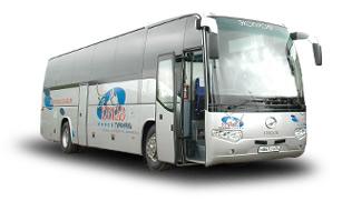 Экскурсия из Ессентуков - автобус Higer 6129