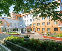 Фото санатория Центросоюза в г. Ессентуки