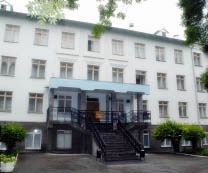 Фото санатория Надежда в г. Ессентуки