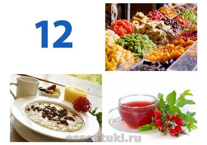 Диета 12 Продуктов